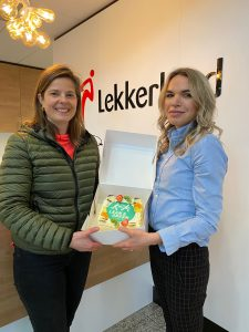 Lean & Green deelnemer Lekkerland