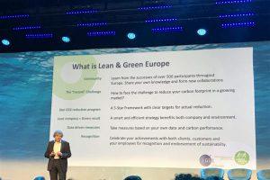Lean & Green breidt uit in Europa