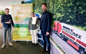 Lean Green Award voor Combinex
