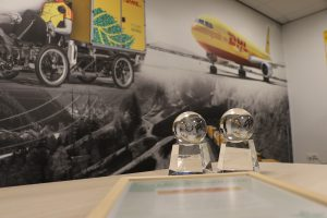 Lean & Green Stars voor DHL Supply Chain