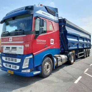 LNG truck Schavemaker