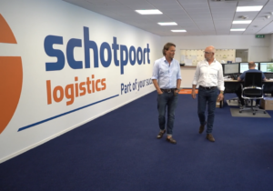 Lean & Green deelnemer Schotpoort Logistics aan het woord