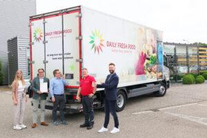 Daily Fresh Food ontvangt 1e Lean & Green Star